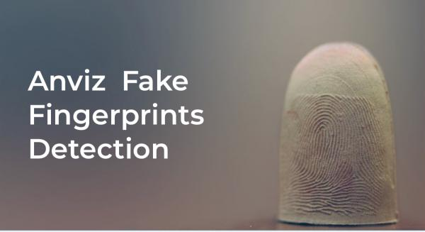 Anviz Launched World's Leading Fake Fingerprints Detection Solutions